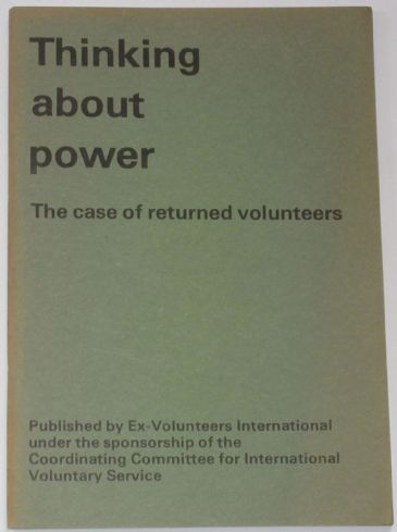 Thinking about Power - The case of returned volunteers